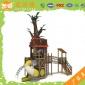 供应户外儿童组合滑梯定制滑梯木制滑梯-儿童室外不锈钢滑梯厂家
